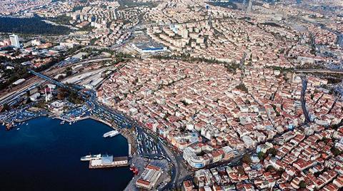 Kadıköy'de 5 Yılda 2 Bin 500 Konut Yıkıldı!