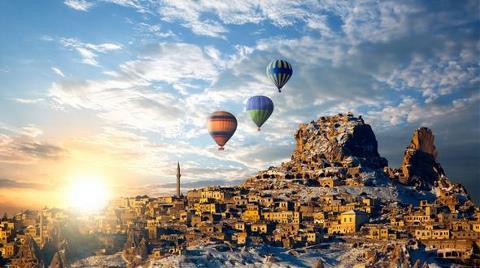 Turizme 4,6 Milyar Liralık Projeye Yatırım Teşviği