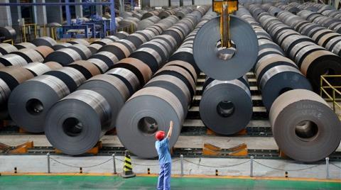 AB'den Çin Çelik Levhalarına Antidamping