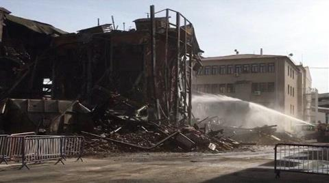 Asbest Tehdidi: Bölge Karantinaya Alınmalı, Okullar Tatil Edilmeli!