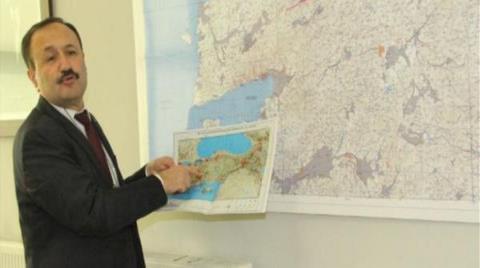 Jeoloji Mühendisleri Odası'ndan Deprem Uyarısı