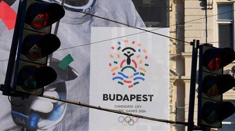 Budapeşte Olimpiyat Adaylığından Çekildi
