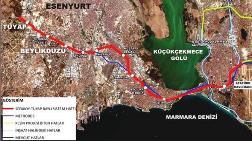 D-100'e Paralel Metro Beylikdüzü'ne Gelecek