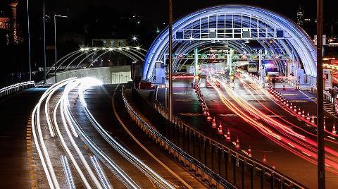 Avrasya Tüneli Geçiş Ücreti İnternetten Ödenecek