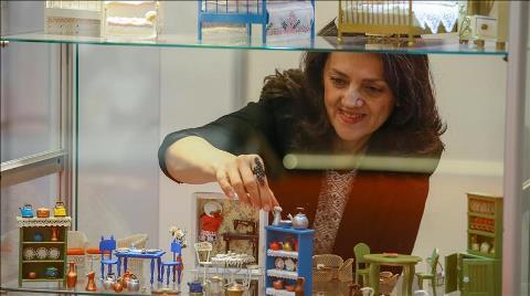 Anadolu Kültürünü 'Parmak Mobilyalar' ile Yaşatıyor