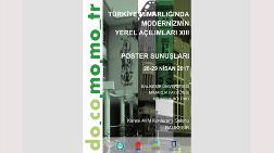 DOCOMOMO 2017: Türkiye Mimarlığında Modernizmin Yerel Açılımları XIII