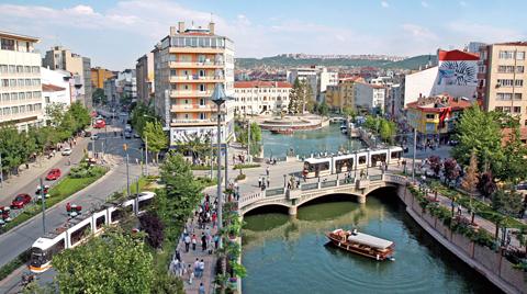 Eskişehir'deki Binaların Enerji Verimliliği Artırılıyor