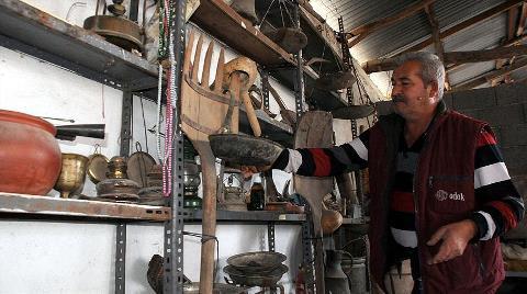 Geleneksel 'Huğ Evini' Müzeye Dönüştürdü