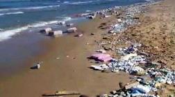 İstanbul'un Ünlü Plajını Molozla Doldurdular!