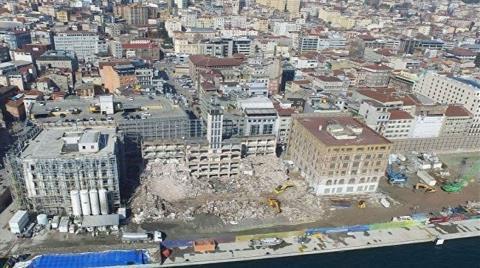 """""""Galataport Projesi Kamuoyundan Gizlenerek Yürütülüyor"""""""