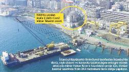 Kabataş Martı Projesi İnşaatı 428 Yıllık Camiye Zarar Verdi