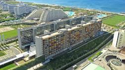 Kervansaray'ın İki Dev Oteli İcradan Satılacak