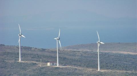 Enerji Şirketleri Rüzgar Projesi için Anlaştı