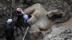 2. Ramses'e Ait Olduğu Tahmin Edilen Heykel Bulundu