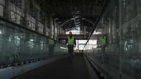 Üçüncü Havalimanının Yüzde 95'i Bitti