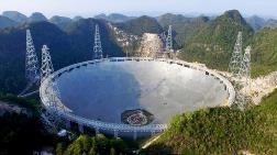 Dünyanın En Büyük Teleskobu Ziyarete Açıldı