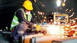 Sanayi Ciro Endeksi Ocak'ta Arttı