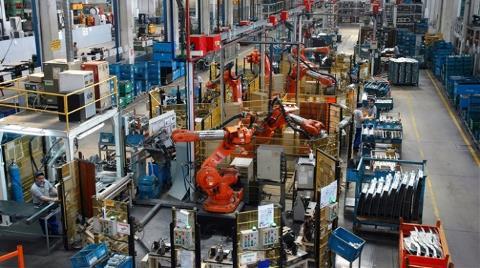 Çin'de Sanayi Büyümesi Hızlandı