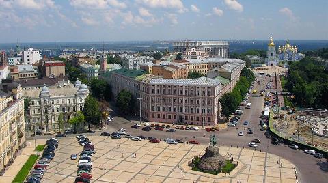 Ukrayna'ya Pasaportsuz Seyahat Dönemi Başladı