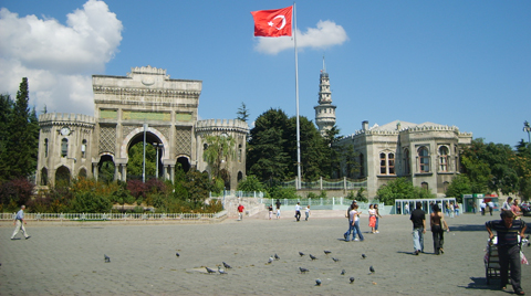 İstanbul Üniversitesi Mimarlık Fakültesi Kuruldu