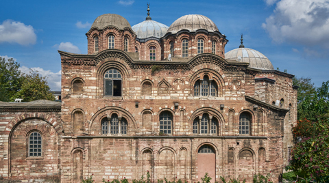 Fethiye Camisi (Pammakaristos Kilisesi), T. Aydoğmuş