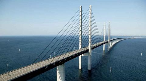Çanakkale 1915 Köprüsü'nün Temeli Atıldı