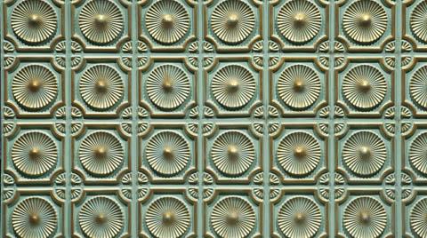 Yaprak Yeşili Artstone Karoart Panellerde