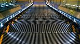 Kone'den Yürüyen Merdivenlerde LED Aydınlatmalar