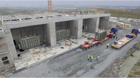 İstanbul Yeni Havalimanı'nın Enerji İhtiyacını Karşılayacak