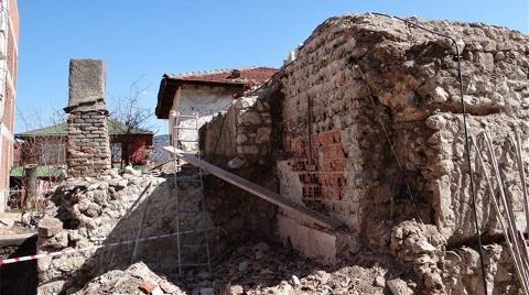 700 Yıllık Tarihi Hamam Restore Ediliyor