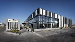 Schüco Türkiye, Yeni Lojistik ve Eğitim Merkezini Açtı