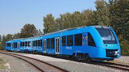 Hidrojen Enerjili Tren İlk Testini Yaptı!