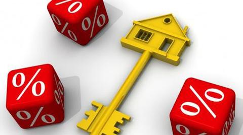 Tüketici Konut Kredisi Yükseldi