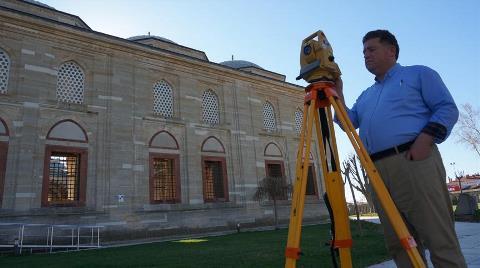 Selimiye 'Dijital Ortama' Aktarılıyor