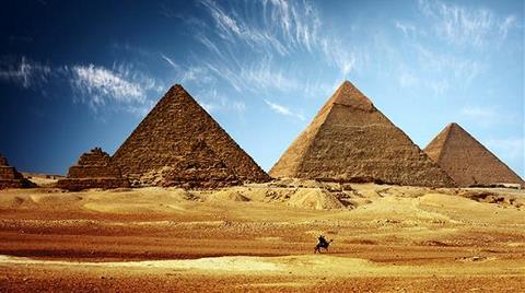 Mısır'da 3 Bin 700 Yıllık Piramit Kalıntıları Keşfedildi