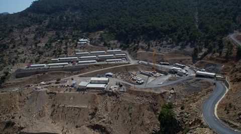 Enerjisa Yeni Hidroelektrik Santralini Devreye Aldı