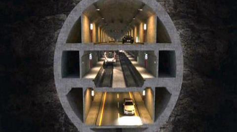 3 Katlı Tünel için Zarflar Yarın Açılacak