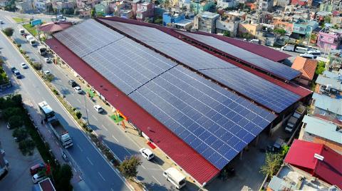 Belediye Elektriğini Güneşten Elde Edecek