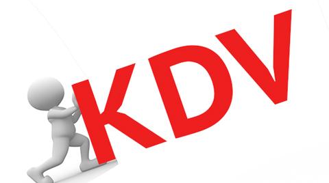 KDV'de Önemli Düzenleme!