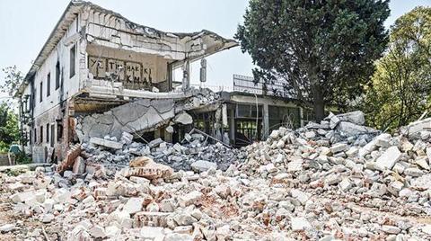 Kamp Armen'in Yeni Projesi İçin İlk Kazma Vuruldu!