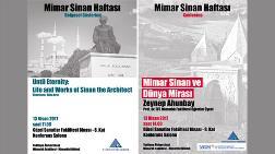 Yeditepe Üniversitesi'nde Mimar Sinan Haftası