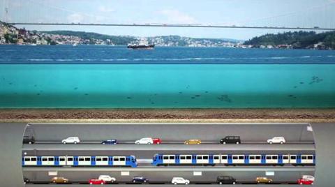 İstanbul Tüneli Projesi'nde Önemli Gelişme!