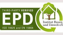 Sektöründe Küresel EPD Alan İlk Şirket Oldu