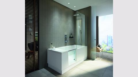 Duravit'ten Shower + Bath Tasarımı