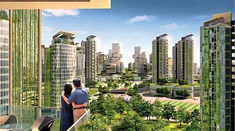 Geleceğin Şehirlerine Servet Lazım