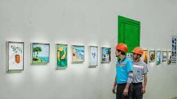 Assan Alüminyum Fabrikası Sanat Eserleriyle Donatıldı