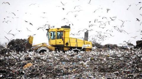 Belediye Çöp Gazını Elektriğe Dönüştürüyor