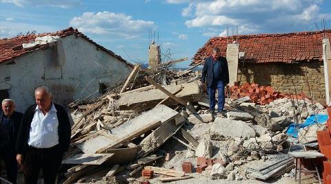 Samsun'da Garaj İnşaatı Çöktü!