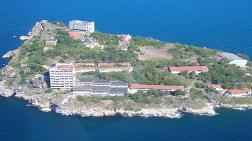 Yassıada'ya Şimdi de Yat Limanı Yapılıyor