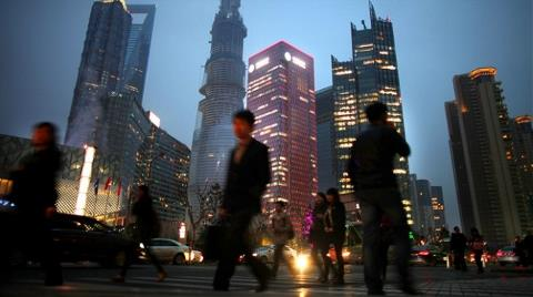 Çin'in Enerji Tüketimi Yüzde 7,9 Arttı